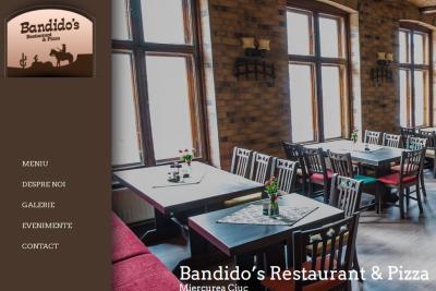 Bandido's Pizza